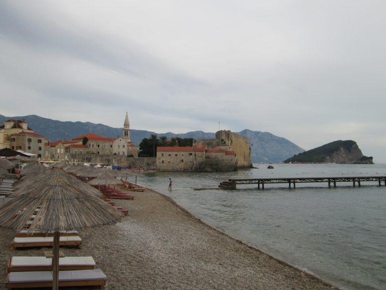 Budva es el alma de la fiesta de Montenegro