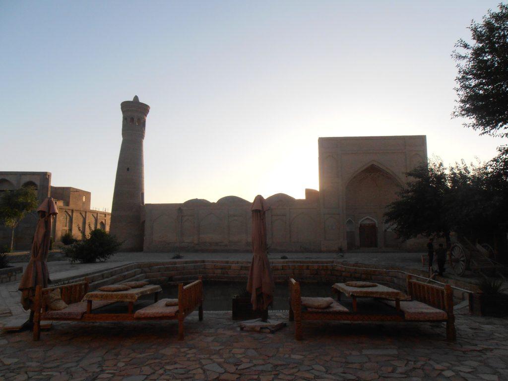 Uzbekistán restaurante