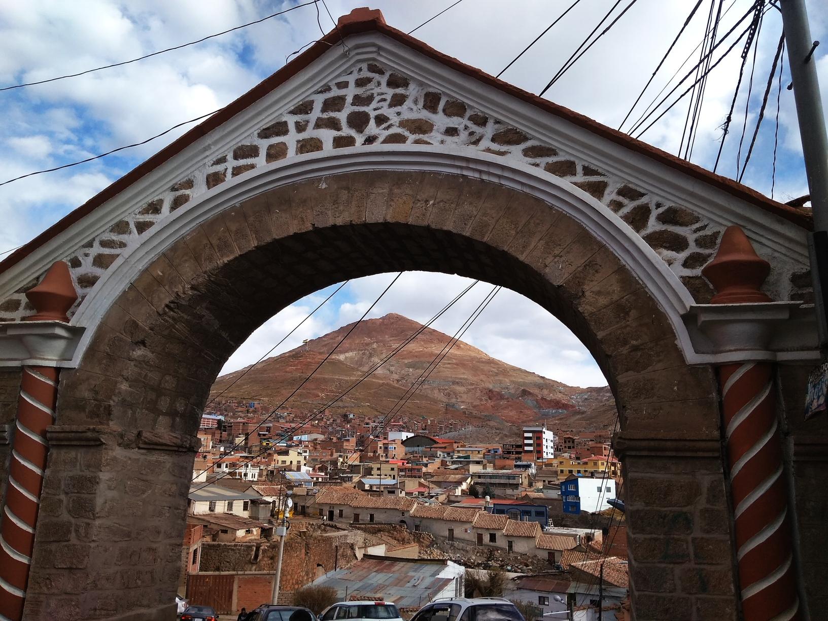 Potosí y su Cerro Rico
