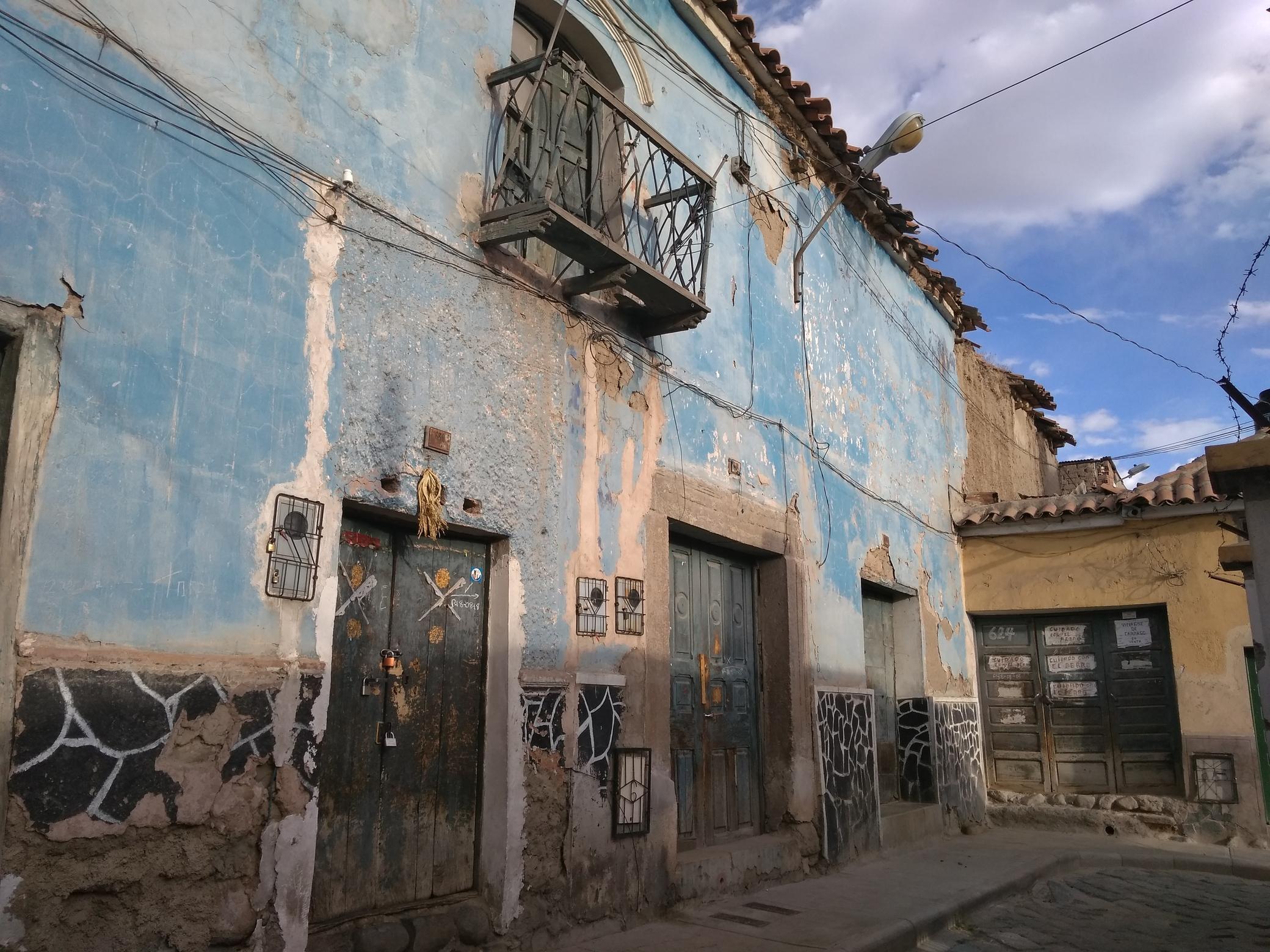 Calle Potosí