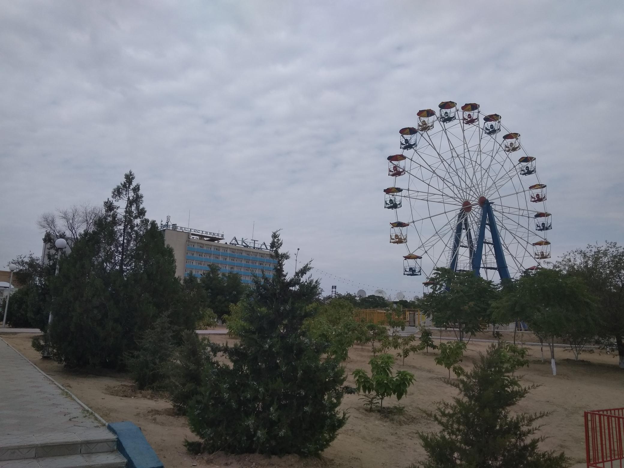 Hotel en Kazajistán