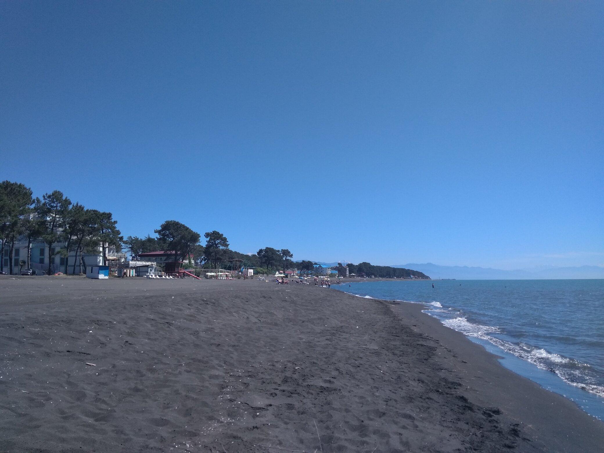 Playa Shekvetili Georgia