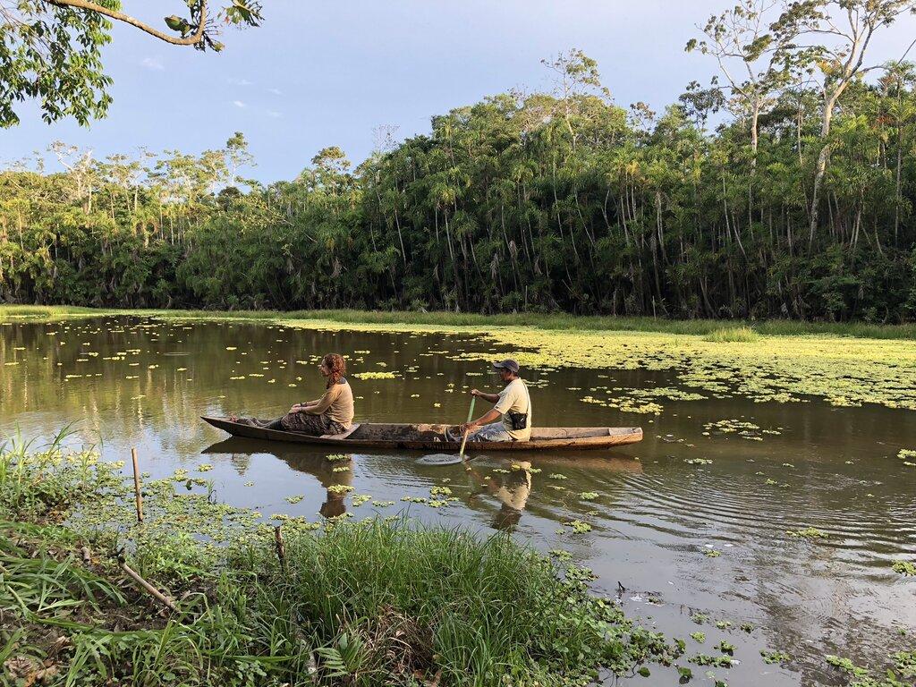 Excursión cerca de Iquitos