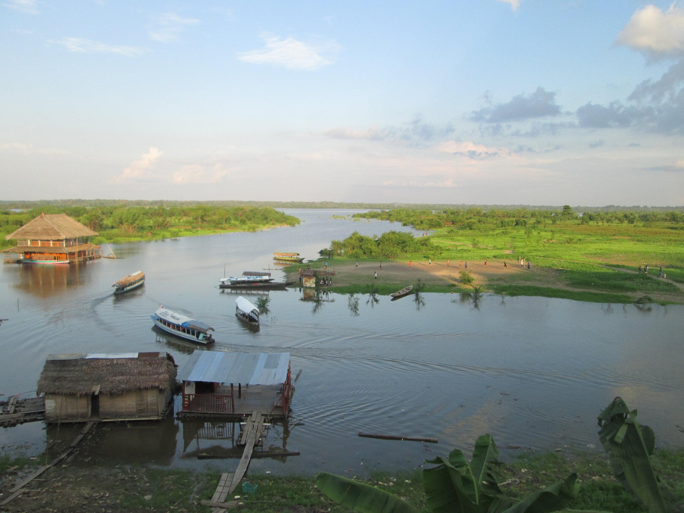 Iquitos, selva peruana