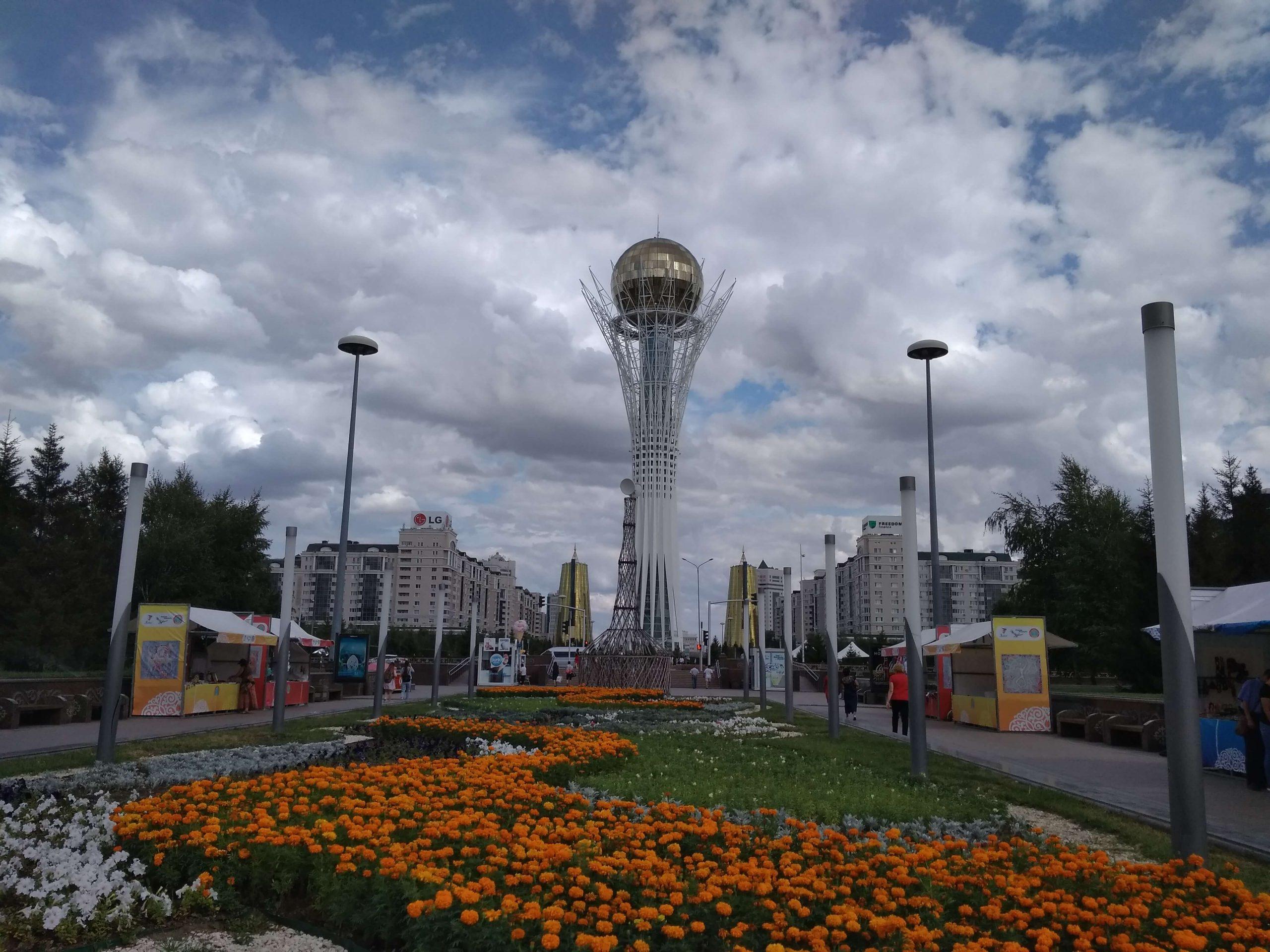 Torre Bayterek