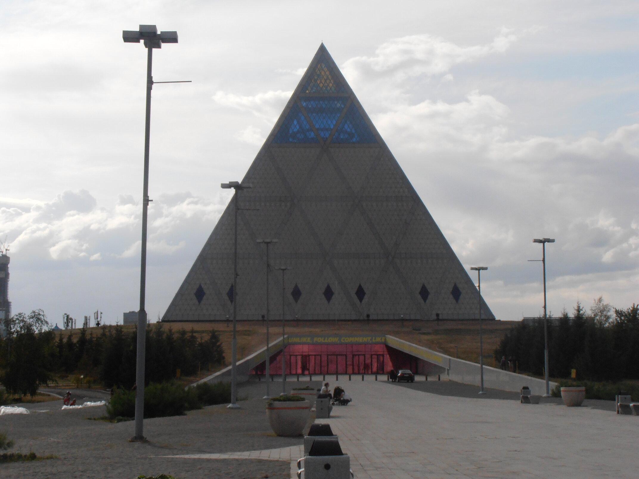 Palacio de la Paz y Reconciliación