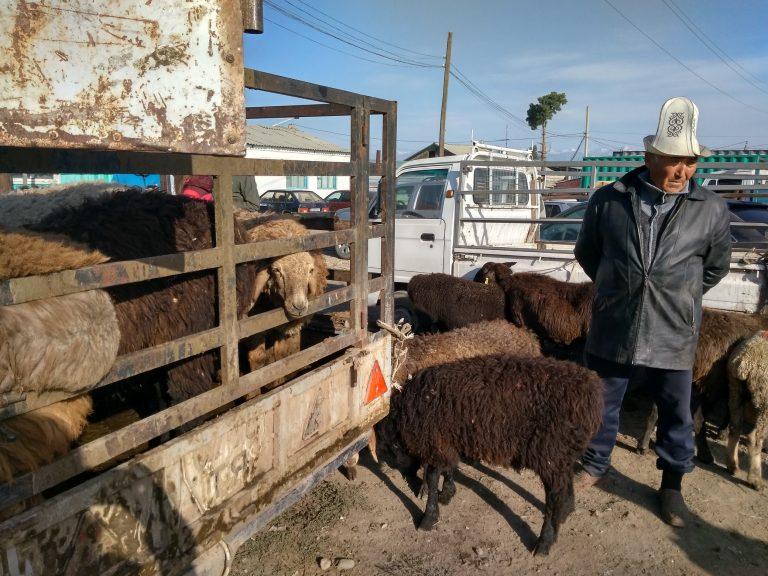 Karakol, en Kirguistán es un 'must' al recorrer el lago Issyk-Kul